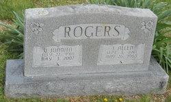 Juanita Spencer <i>Rogers</i> Adams