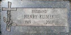 Henry J Klimek