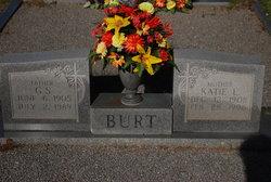 Katie Lee <i>Crew</i> Burt