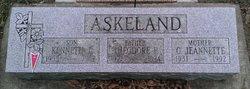 C. Jeannette Askeland