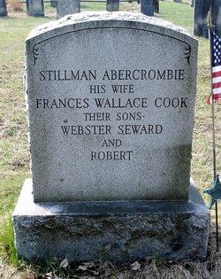 Frances Wallace <i>Cook</i> Abercrombie