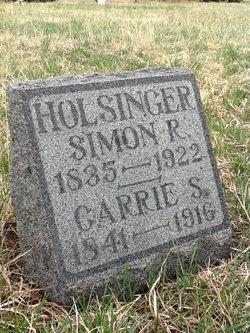 Simon Roudebush Holsinger