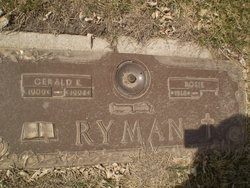 Gerald Edward Ryman, Sr