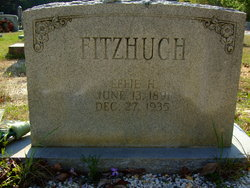 Effie H. <i>Paul</i> Fitzhugh