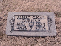 Albert Oscar Durham
