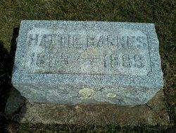 Harriet Hattie <i>Rich</i> Barnes