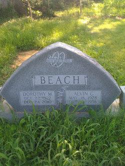 Dorothy Mae <i>Christie</i> Beach