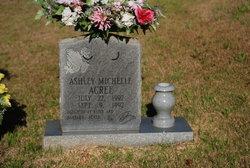 Ashley Michelle Acree