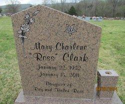 Mary Charlene <i>Ross</i> Clark