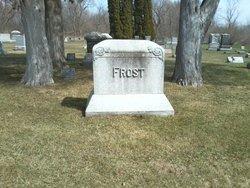 Fannie Marie <i>Maynard</i> Frost