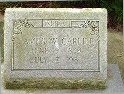 James Wesley Carse, Slick Carlile, Jr