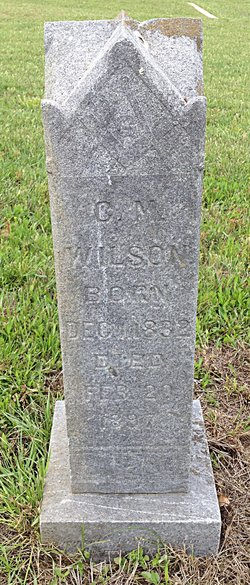 Cunningham M. Wilson