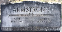Mattie Armstrong
