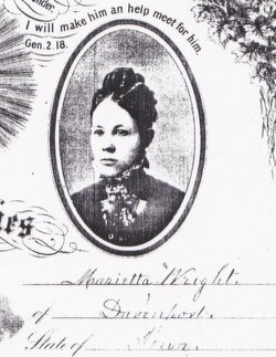 Maryetta W. <i>Wright</i> Hurto
