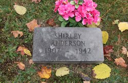 Shirley Anderson