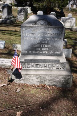 Charlotte <i>Wickenhofer</i> Besecker