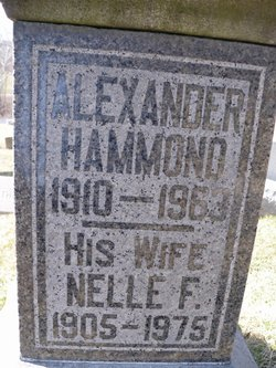 Alexander Clark Hammond