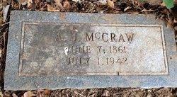 Andrew Jackson McCraw