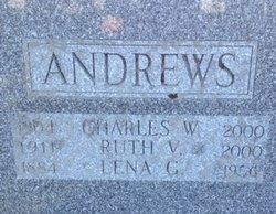 Ruth Violetta <i>Cummings</i> Andrews