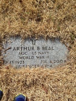 Arthur Blackburn Beal