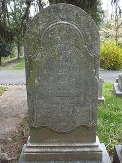 Alexander H. Brown