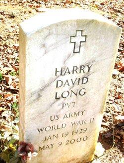 Harry David Long