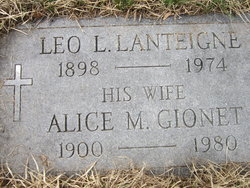 Leo Leon Lanteigne