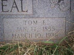 Thomas Elijah Tom Brazeal
