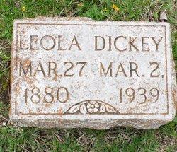 Leola <i>Berryman</i> Dickey