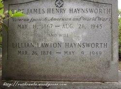 Lillian <i>Lawton</i> Haynsworth