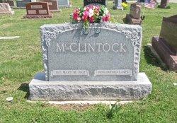 Mary Margaret <i>Ricksecker</i> McClintock