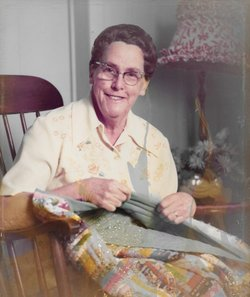 Bessie M. <i>Egbert</i> Bischoff