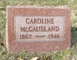 Caroline <i>Hill</i> McCausland