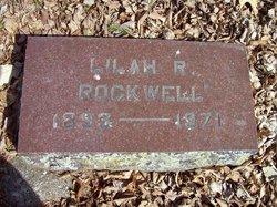 Lilah Rosetta Rockwell