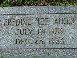 Freddie Lee Aiden