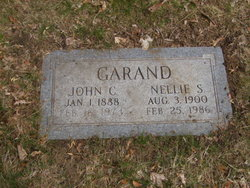Nellie <i>Bruce-Shepard</i> Garand