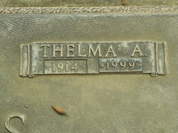 Thelma Aliene <i>McPherson</i> Goss