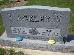 E. Marie <i>Brunner</i> Ackley