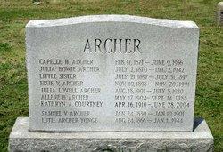 Samuel Virginius Archer