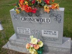 Kenneth Alvin Kenny Gronewold