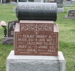 Mary Ann <i>Carter</i> Adamson