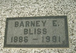 Barney E. Bliss