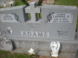 Laverne Neal Adams