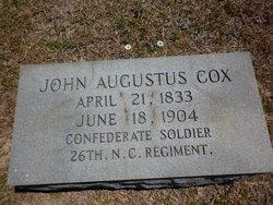 John Augustus Cox