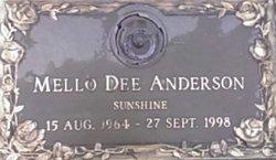 Mello Dee Anderson