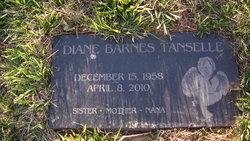 Mary Diane <i>Barnes</i> Tanselle