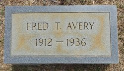 Fred T Avery