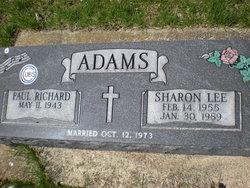 Sharon Lee Adams