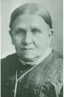 Cynthia Elizabeth <i>Benson</i> Allen