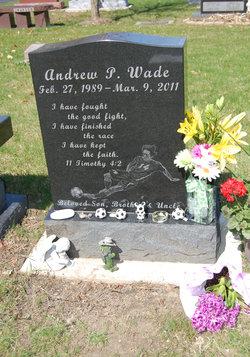 Spec Andrew P. Wade